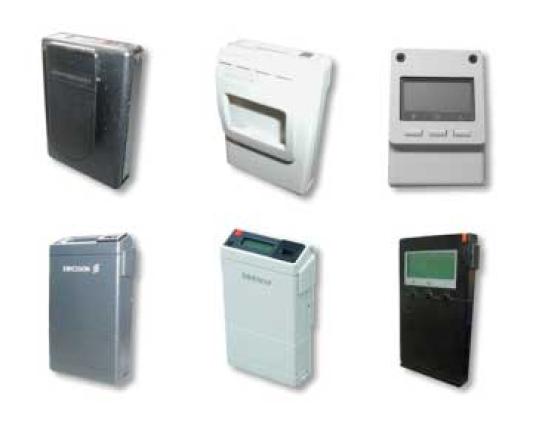 Instandsetzung von Ericsson Rufempfängern