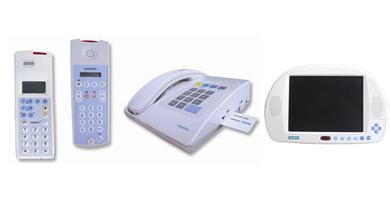 Instandsetzung Patiententelefone
