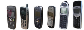 Wir liefern auch Ersatzteile für Ihre Telefone